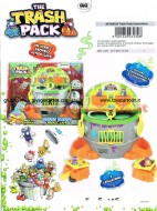 !!!!! THE TRASH PACK I PATTUMEROS 2 SERIE !!!!! GIG GIOCATTOLI TOYS INCENERITORE PACK 2 SERIE I PATTUMEROS COD 06532