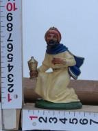 Statuine Presepe economiche personaggi presepe  Re magi mirra 7 cm cod 118