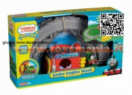 Thomas and Friends - Trenino LAVAGGIO LOCOMOTIVE DI SODOR V7642 COD W4774