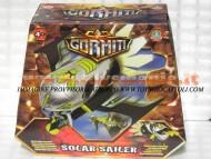 GORMITI - DALLA GIOCHI PREZIOSI SOLAR SAILER VEICOLO DELUXE C/FUNZIONE COD.02629( ultimo, confezione rovinata, ma prodotto integro)