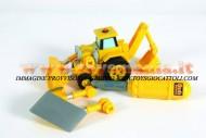 !! BOB THE BUILDER!!!! , BOB AGGIUSTATUTTO PERSONAGGIO GIOCATTOLO SCOOP , RUSPA con utensili , toys , BRINQUEDOS ,JUGUETES , JOUETS , giocattoli LC65211