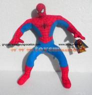 SPIDERMAN , SPIDER MAN , PELUCHE CM 28 CIRCA