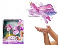 Flutterbye unicorno volante - funziona a pila