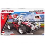 Meccano Auto Buggy Da Corsa Radiocomandata 2 In 1 130 Pezzi