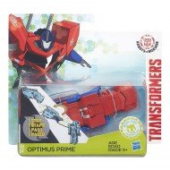 Transformers: Robots in Disguise 1-Step Changers Optimus Prime B6805-B0068 Hasbro
