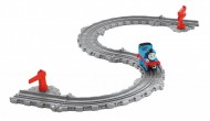 Thomas & Friends Take-n-Play Straight & Curved Track Pack - 22 Rotaie, binari W4778 - T9045