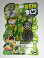 ALIEN COLLECTION BEN TEN (BEN 10 ) PERSONAGGIO WILDVINE ( GIG- GIOCHI PREZIOSI ) !!!