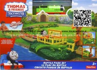 Fisher Price Y2024 - R9489  Thomas e Friends - Il Parco dei Rettili con Percy motorizzato