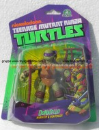 !!! GIOCHI PREZIOSI 2013 !!! TURTLES TEENAGE MUTANT NINJA PERSONAGGI BASE  DONATELLO ,COD GPZ 90500 90600
