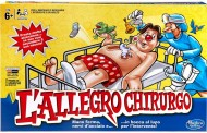 Hasbro - Allegro Chirurgo Gioco da Tavolo B21761030