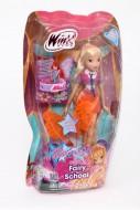 Winx Fairy School Bambola Stella con bracciale per bambina di Giochi Preziosi CCP91400