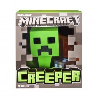 Minecraft - Creeper Personaggio, in Plastica, 15 cm