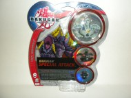 BAKUGAN SPECIAL ATTAK ULTRA ALPHA PERCIVAL CYCLONE  COD 8263