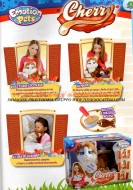 GIOCHI PREZIOSI EMOTION PETS !!!! CHERRY !!! CHERRY LA DOLCE ED ADORABILE GATTINA , EMOTION PETS CHERRY COD 82050