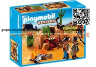 PLAYMOBIL 5250 NASCONDIGLIO DEI FUORILEGGE