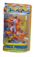 INVIZIMALS BLISTER CON PERSONAGGIO TIGERSHARK 30435 - INVISIMAL -