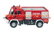 Siku 1068 - Unimog Pompieri Feuerwehr 1/87