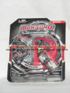 !!!! Monsuno !!! Novita' Monsuno MODELLO PERSONAGGIO BACKSLASH toys , BRINQUEDOS ,JUGUETES , JOUETS , giocattolo COD 14533