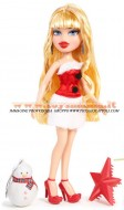 Bratz in tv, modello Bratz holiday Natale art ncr 3003 PERSONAGGIO  CLOE