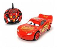Cars 3 Rc Saetta McQueen in scala 1:16  con Fumo di Dickie 203086005038