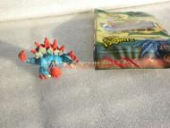 giochi preziosi nuovi dinofroz tribe popolo la tribù  dei cristalli acuminati personaggio terastegosaurus cod7922