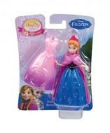 Disney Frozen MagiClip Anna Small Doll y9970 di Mattel
