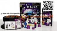 fantasma magic giochi di prestigio Giochi Preziosi CCP15065 Fantasma Magic - Set Cappello, 75 Trucchi