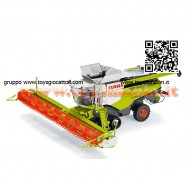 Wiking 01714540 Claas Lexion 780 Terra Trac Limited Agritechnica Edition 1/32