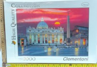 Clementoni High Quality Collection Travel