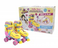 Giochi Preziosi - Soy Luna Roll and Play Pattini con Scarpetta, Taglia 31/34