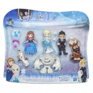 Disney Frozen - Small Doll Collection Pack di Hasbro B5198