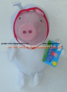 PELUCHE PEPPA PIG ASTRONAUTA CM 36 CIRCA