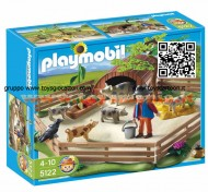 PLAYMOBIL 5122 RECINTO DEI MAIALI COUNTRY