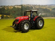 universal hobbies Massey Ferguson Model: 8680 Dyna-VT gommatura 'Trelleborg tyres' scala 1/32 uh 2942