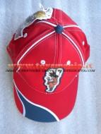 !!!! Cappello !!!!!!  con visiera color rosso per bambini con personaggio Dragonball