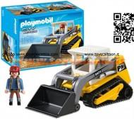 PLAYMOBIL 5471 MINIPALA CINGOLATA City Action - Compact Excavator - 5471