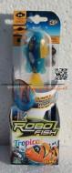 ROBO FISH TROPICAL , ROBOFISH TROPICAL CON COLORI TROPICALI SIMULA IL MOVIMENTO DI UN PESCE VERO MODELLO BLU COD NCR 02239