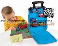 Mattel Trenino Thomas Fisher Price Y3781 - Valigetta Sempre con Te