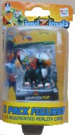 INVIZIMALS BLISTER CON PERSONAGGIO GRYPHON PUP 30435 - INVISIMAL -