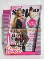 BARBIE FASHION STYLE   mode deluxe fashionistas  di Mattel COD.BLR55( confezione rovinata,ma prodotto integro)