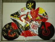 Grabo Palloni Gonfiabili moto