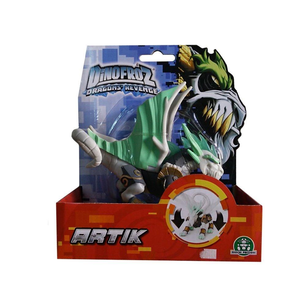 1e58b12b50 Dinofroz personaggio Artik con Funzione Speciale, Alto 10 cm di Giochi  Preziosi GPZ07964