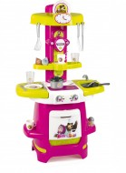 Smoby 7600310700 - Masha Cooky Cucina 22 accessori