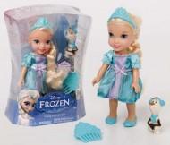 Giochi Preziosi 18483 - Bambola 15 cm Frozen Elsa e Olaf