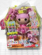 !!! LALALOOPSY !!! LALALOOPSY SILLY HAIR CON CAPELLI FLESSIBILI PERSONAGGIO JEWEL SPARKLERS  CON VESTITO DA PRINCIPESSA COD 05280 toys , BRINQUEDOS ,JUGUETES , JOUETS , giocattolo