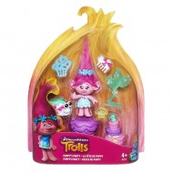 Trolls - Bambola Poppy's Party Story Pack B7351-BB6556