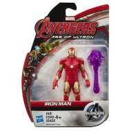 Marvel Avengers All Star Iron Man Figure 10 cm B0976-B0437 di Hasbro