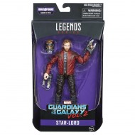 Marvel Legends, Guardiani della Galassia Vol. 2 - Figura Star Lord 15cm C0617-C0079