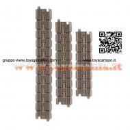 TRACKMASTER FLEXI TRACK PACK di Mattel , PISTA FLESSIBILE 28 PEZZI  T0209 - Y3338