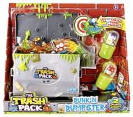 Trash Pack,  Dumpster cassonetto della spazzatura NCR01712 di GIG